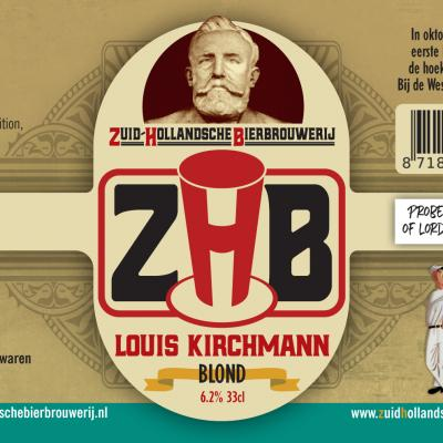 Zhb Louis Kirchmann Blond Etiket 2019 Wm House Of Lordskopie